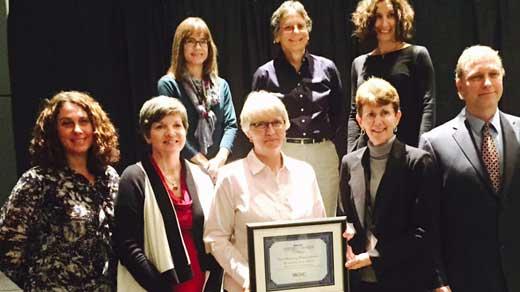 AHIP receives the 2015 Virginia Governor's Housing Award