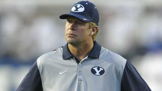 UVA Hires BYU's Bronco Mendenhall as Head Football Coach ...