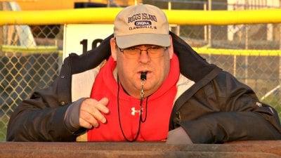 Riverheads head coach Robert Casto