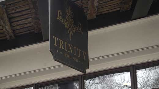 Trinity Irish Pub on the Corner