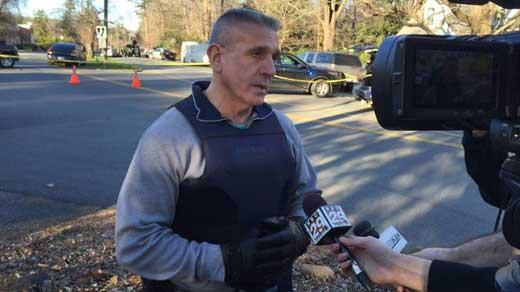 Charlottesville Police Chief Tim Longo
