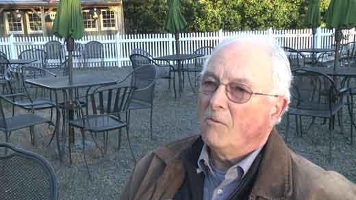 John Claman of Friends of Wintergreen