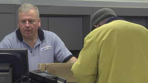 Usps Working Overtime To Deliver Mail Wvir Nbc29