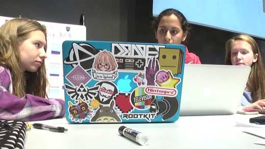 """""""Spark! Regional Teen Hack-a-Thon"""" at Charlottesville"""