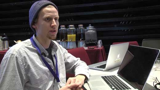 Drew Meyer, project mentor