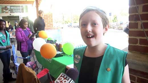 Girl Scouts cookie-seller suffers abuse for being transgender