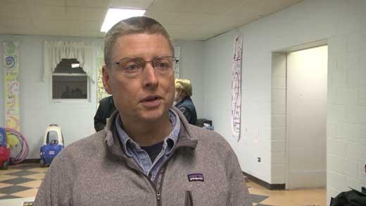 Joe Lovett, executive director of Appalachian Mountain Advocates
