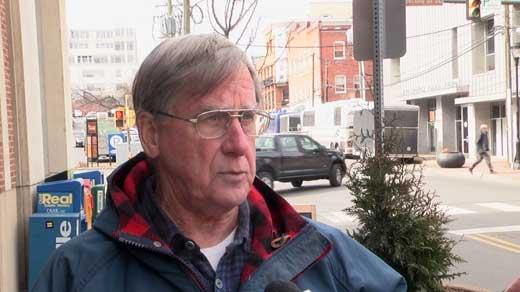 Bob Fenwick, Charlottesville city councilor