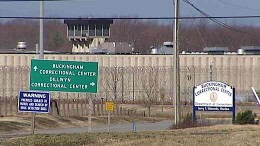 File Image: Buckingham County Correctional Center