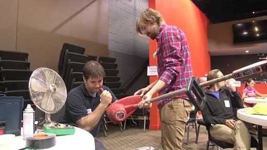 File Photo: First Repair Cafe