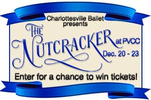 Enter for a chance to win tickets to see The Nutcracker at PVCC