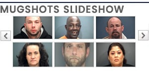 Mug Shots Slideshow