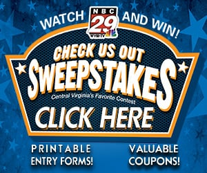 Check Us Out Sweepstakes!
