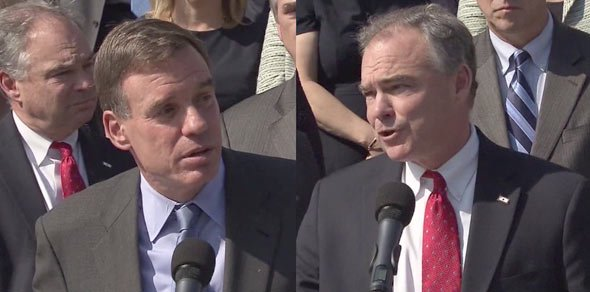 Westlake Legal Group 10333480_G Warner, Kaine Introduce Legislation to Provide Financial Relief to Va. Beach Tragedy Fund