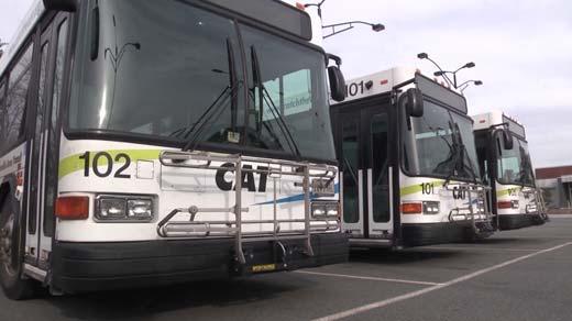 Charlottesville Area Transit buses (FILE IMAGE)