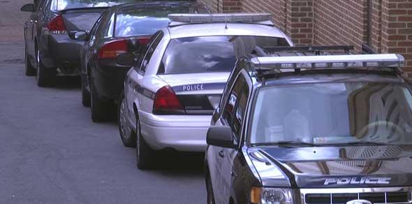 near Charlottesville Police Station