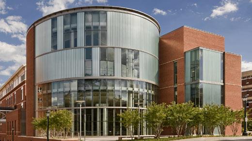 University of Virginia School of Medicine (Photo courtesy https://med.virginia.edu)