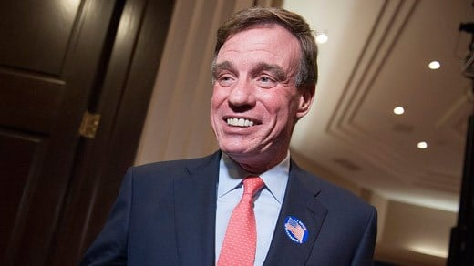 U.S. Senator Mark Warner (AP Photo/Cliff Owen)