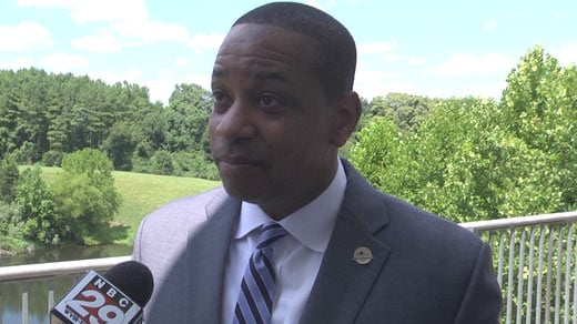 Westlake Legal Group 14614532_G Lawyers for Virginia Lt. Gov. Fairfax Push for Criminal Investigation into Sexual Assault Allegations