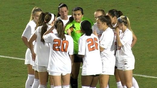 UVA women's soccer ranked 8th in preseason