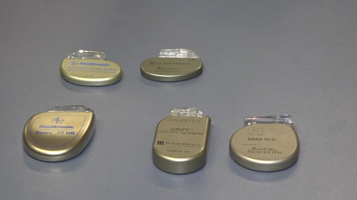 Pacemakers and defibrillators