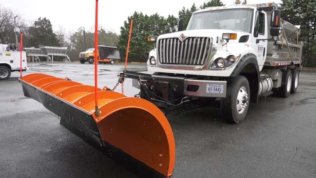 VDOT crews are working 12-hour shifts in response to wintry weather