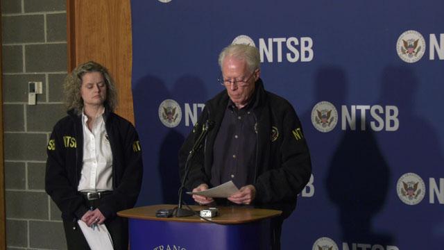 NTSB's Earl Wenner