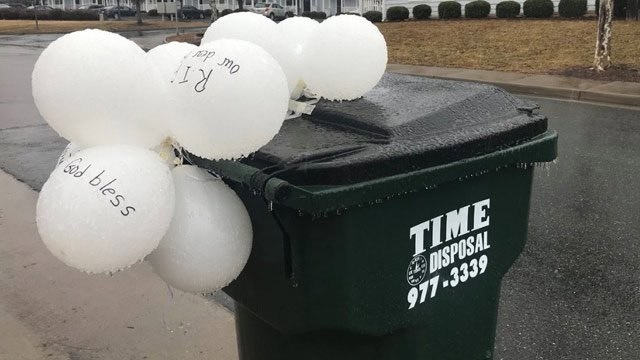 Neighbors offering support to workers with Time Disposal