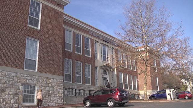 Staunton Public Library (FILE IMAGE)