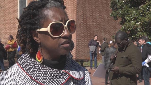 Lisa Woolfork, Black Lives Matter