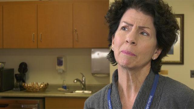 Rita Smith, dietitian at Sentara Martha Jefferson Hospital