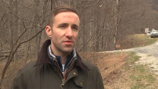 Aaron Ruby, Atlantic Coast Pipeline spokesperson