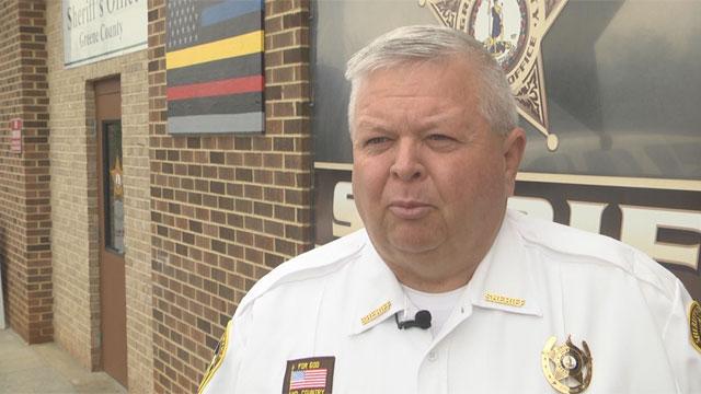 Sheriff Steve Smith