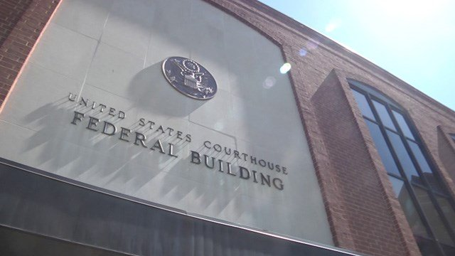 Federal Building and U.S. Courthouse in Charlottesville (FILE IMAGE)