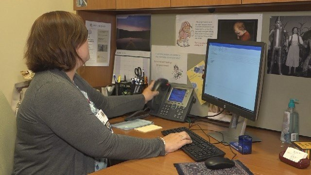 Senior Services Navigator Jessica Cooper