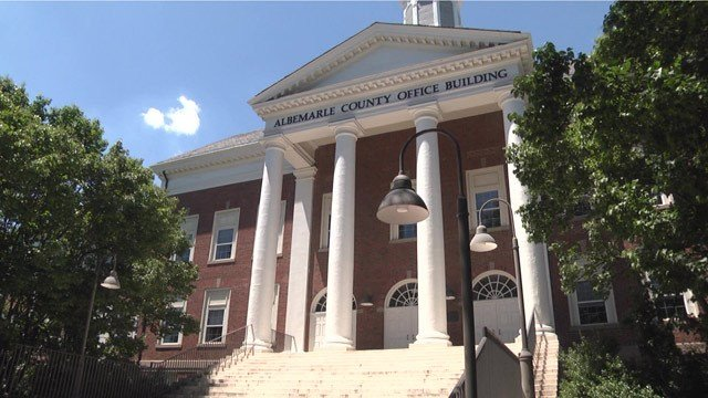 Albemarle County supervisors are reviewing a proposed budget that could raise taxes.