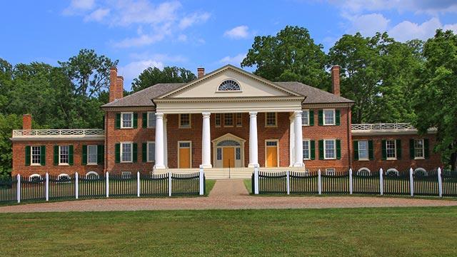 Montpelier (Photo courtesy Virginia.org)
