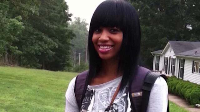 Alexis Murphy was 17 when she disappeared