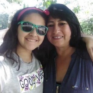 Angie and Elizabeth Rodriguez Rubio