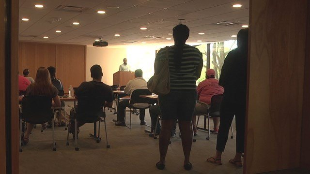 Information session on Charlottesviille's two GO programs