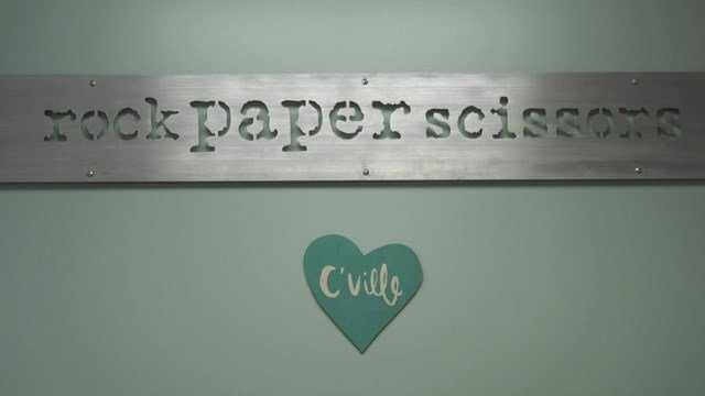 Rock, Paper, Scissors is hoping to spread the love.