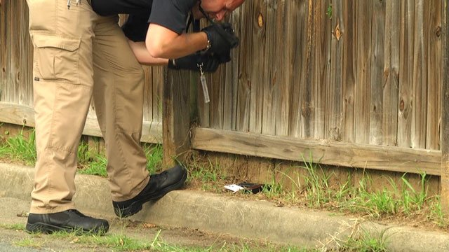 Gun found near scene of a shooting in Charlottesville