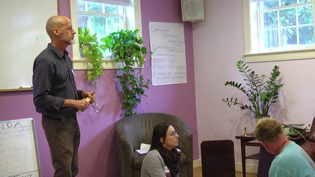 Nonviolence workshop