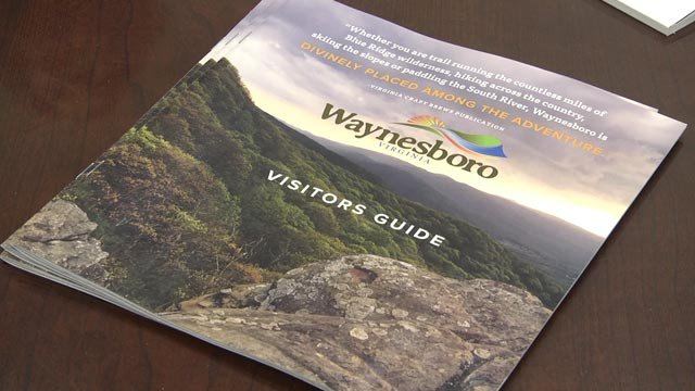 The new Visitor's Guide was just released this month