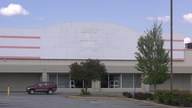 The site of the old Kmart on Hydraulic Rd.