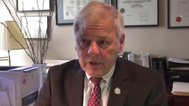 Virginia House Democratic Leader David Toscano.
