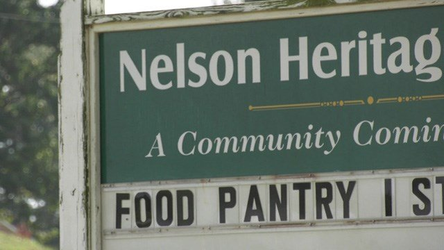 A food pantry in Nelson is getting much-needed upgrades.