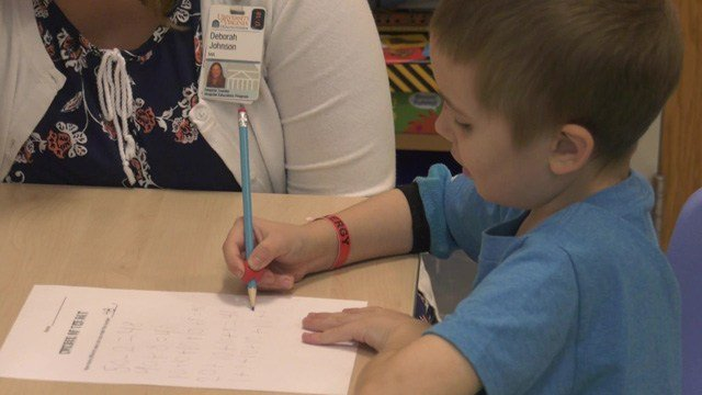 A program at UVA's Children's Hospital is keeping kids in the classroom.