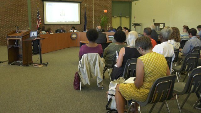 The Charlottesville School Board addressed its dress code policy at Thursday's meeting.