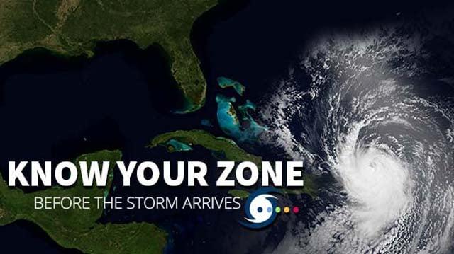 Know Your Zones